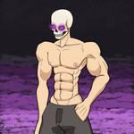 Crazy Skull Man