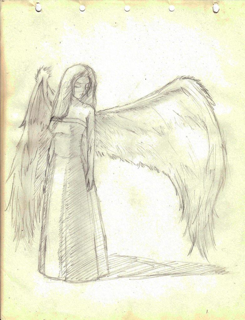 Angel by ShigureXXX