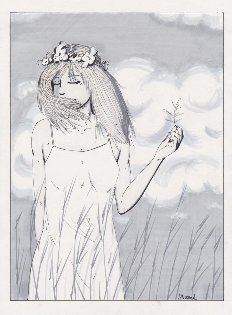 feeling the wind by ShigureXXX