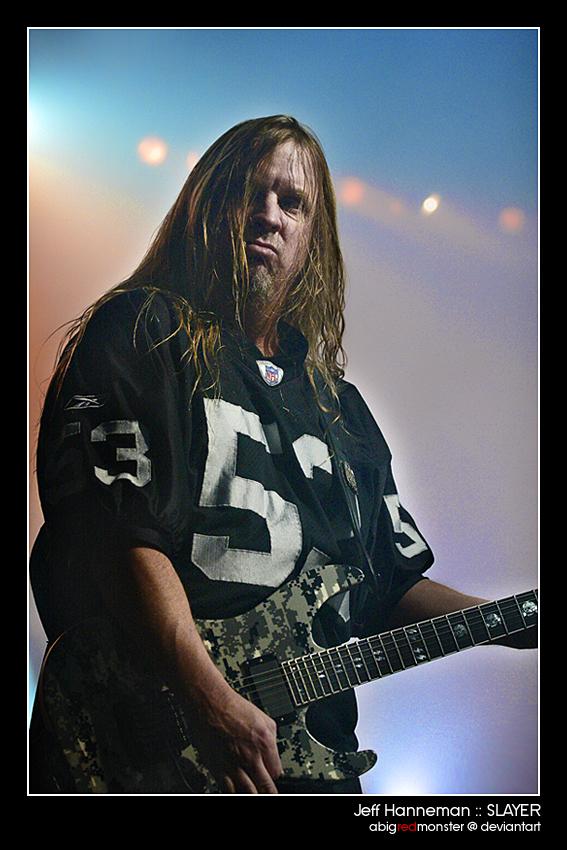 Slayer Jeff Hanneman Wallpaper Jeff hanneman :: slayer by