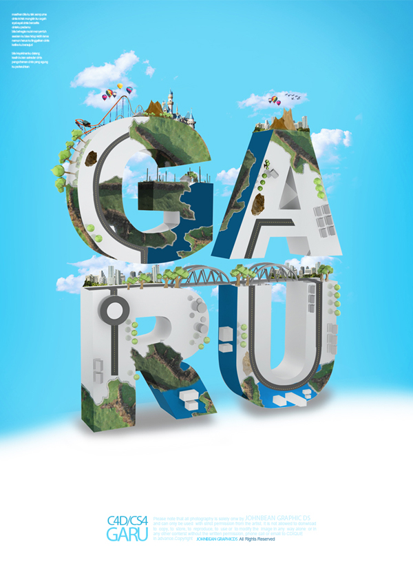 GARU by johnbean