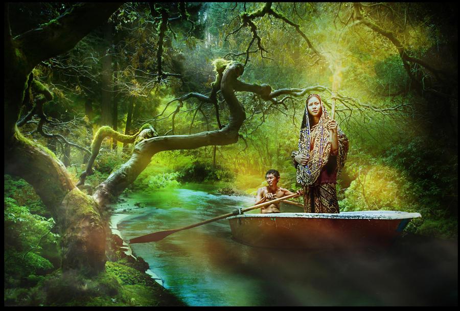 Di dalam Hutan Tebal by johnbean