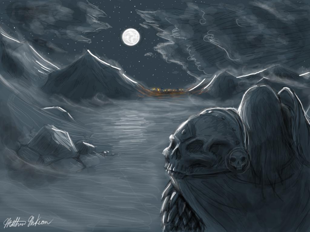 Arthas 'Sketch' by Kanaru92 on DeviantArt