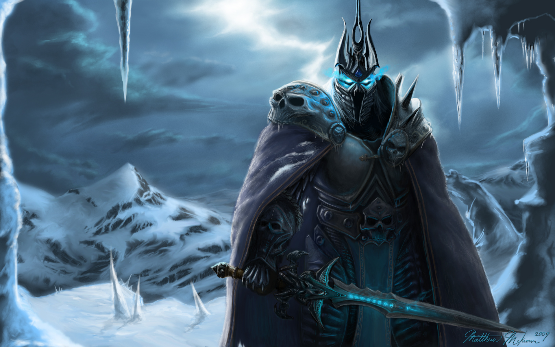 The Lich King by Kanaru92
