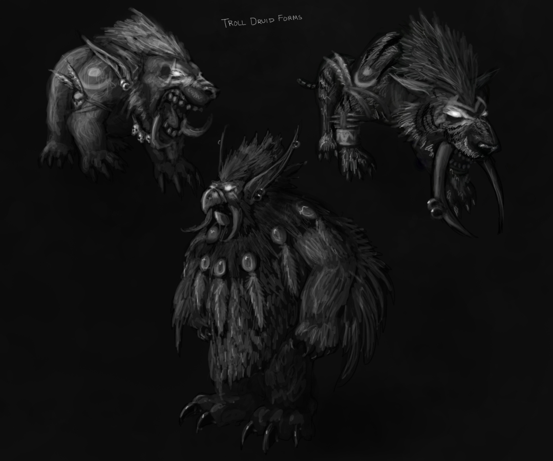 Troll animal forms - WoW General - Wowhead Forums