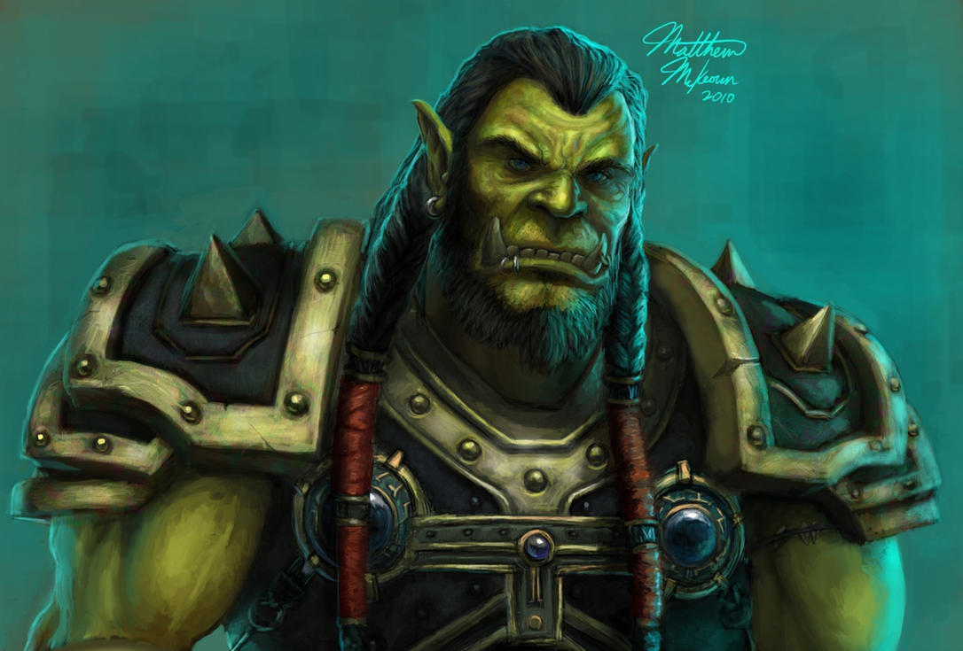 warcraft thrall wow - photo #15
