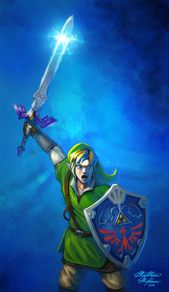 Skyward Sword by Kanaru92