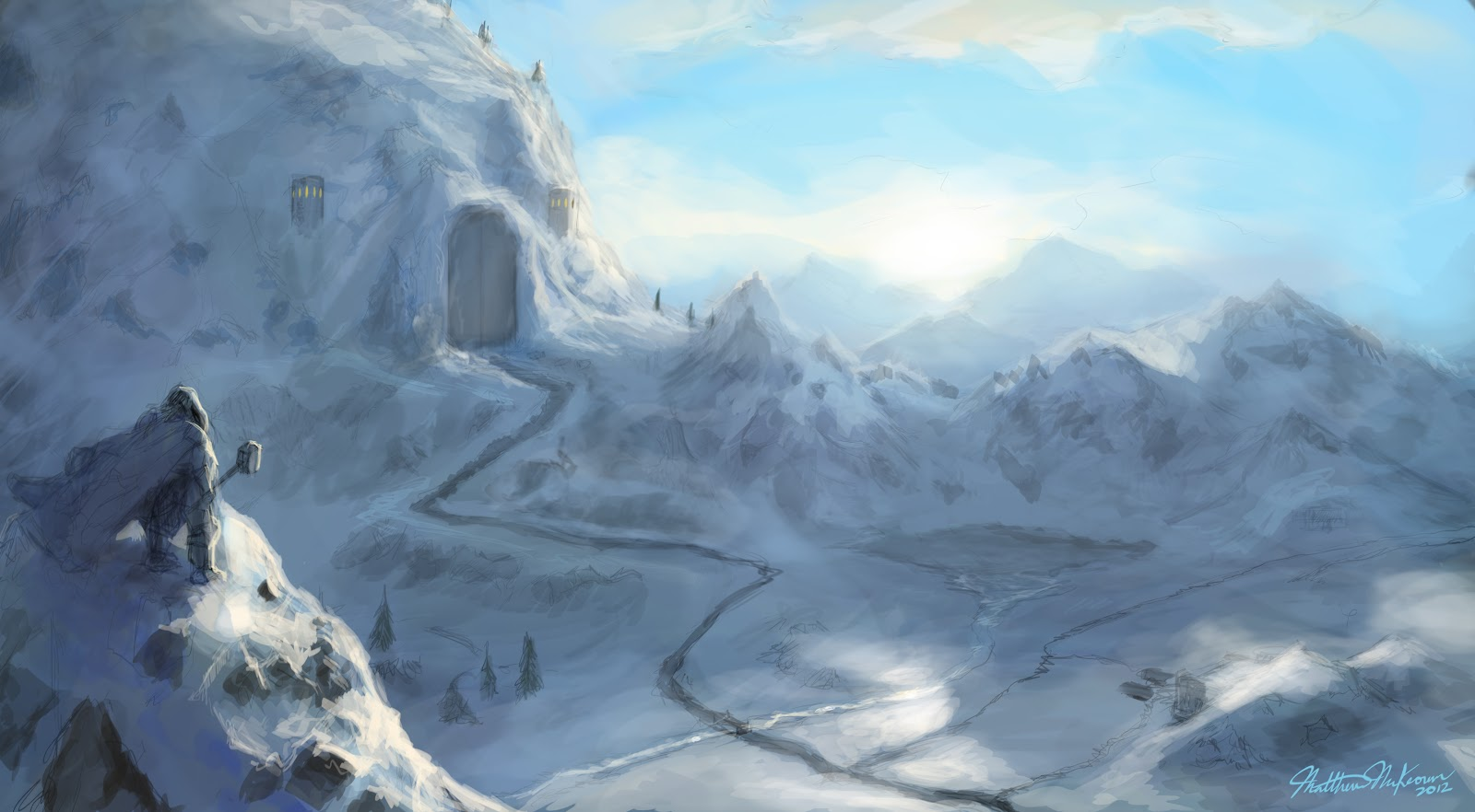 Image result for ironforge blizzard art