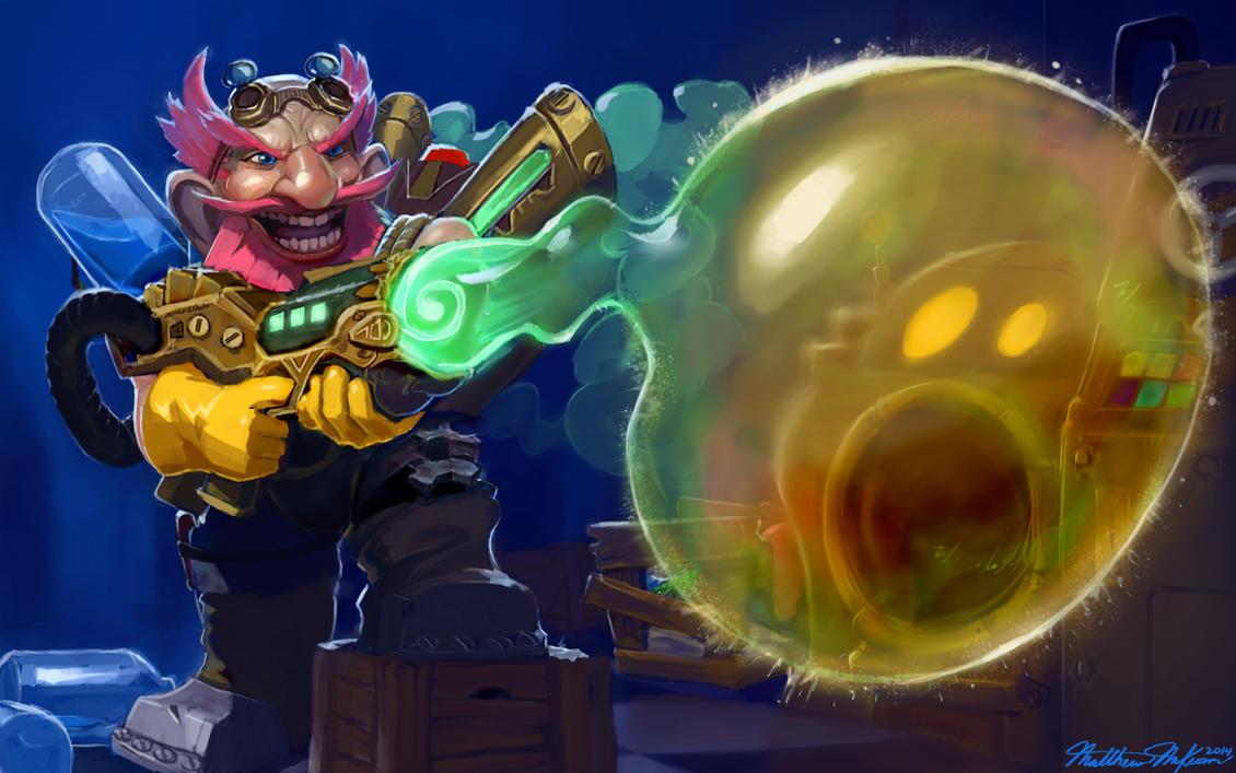 Gnomish Bubble Blower by Kanaru92