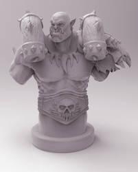 Garrosh - 3D Print Design