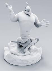 Genie - 3D Print Design