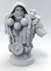 Thrall - 3D Print Design