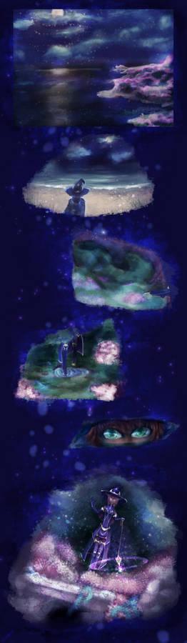 Evin's Special Quest - A Quiet Resort