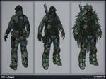CELL Sniper concept