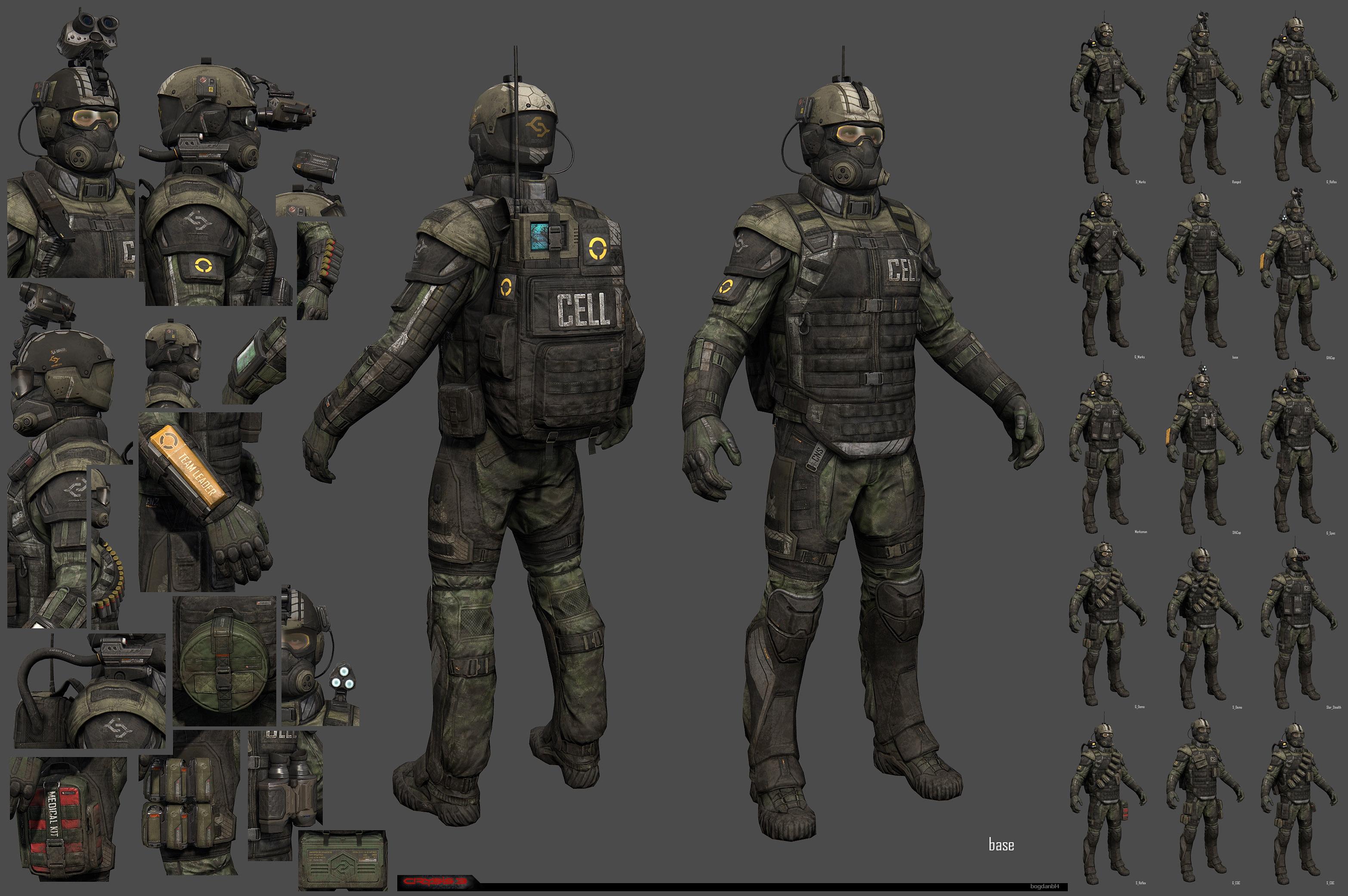 Bogdanbl4-cell-trooper-modifications by Bogdanbl4