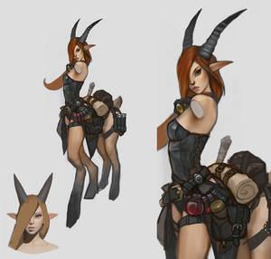 Centaur Alchemist draft