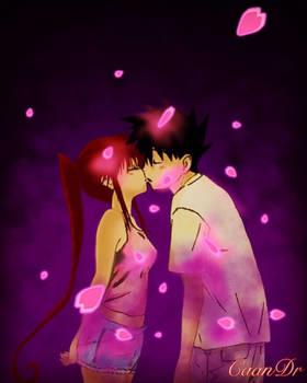 Keita and Riko (KissxSis)