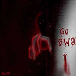 GO AWAY!