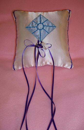 Rarity Bridal Pillow by grandmoonma