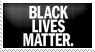 Black Lives Stamp by BurntMilk