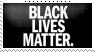 Black Lives Stamp by BurntMilk