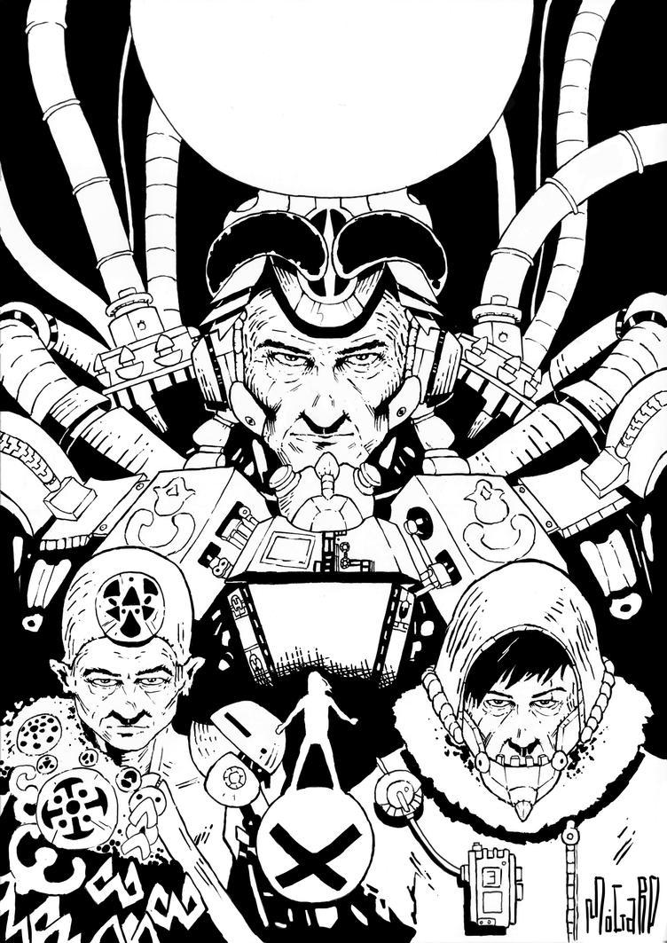 X Cover by VasilisGerkouMOGARD