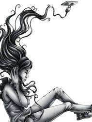 ..disturbing deliquesce.. by Mew-Sumomo