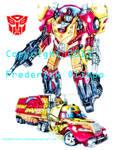 Rodimus Prime (Convoy)