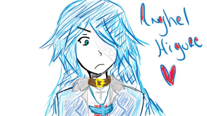Anghel Higure by AnimeGirlRaina