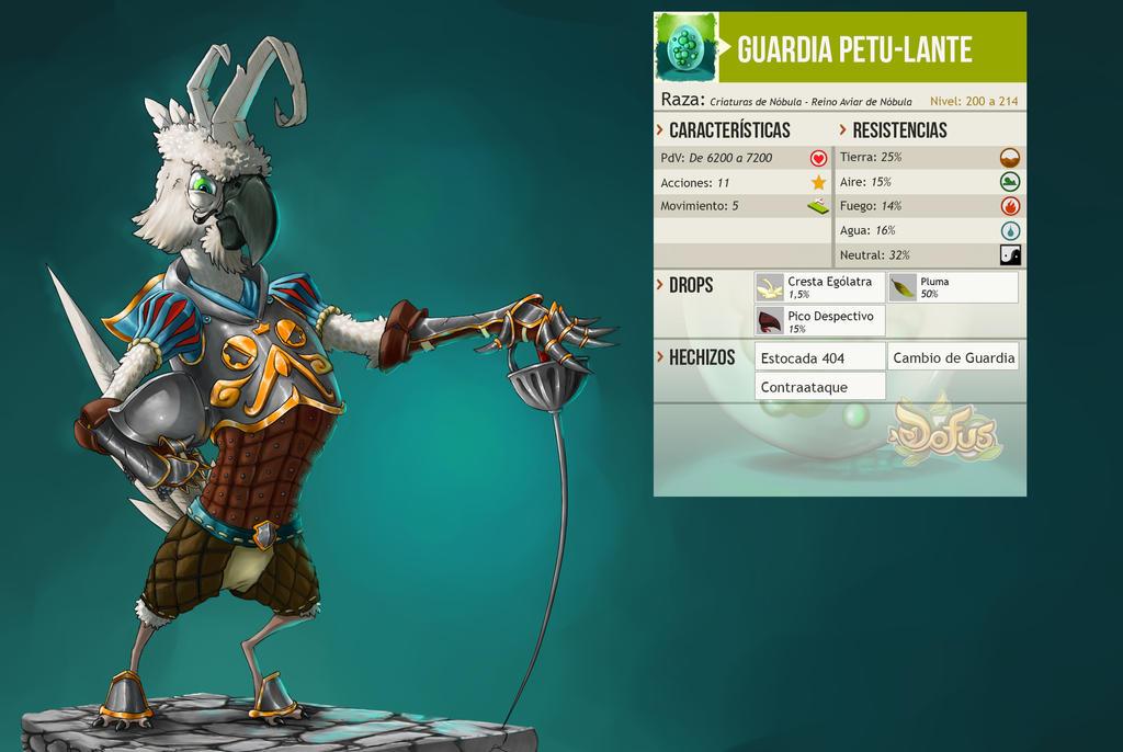 guardia petu-lante