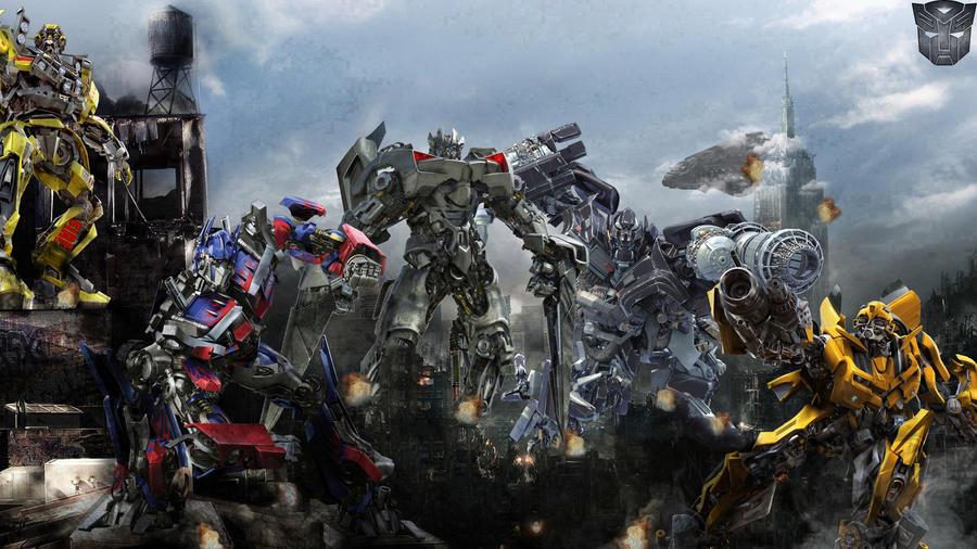 Transformers Wallpaper by ereeen on DeviantArt