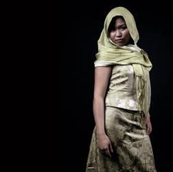 mongolien girl 2