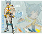 WINTER WOLF (AUCTION CLOSED)