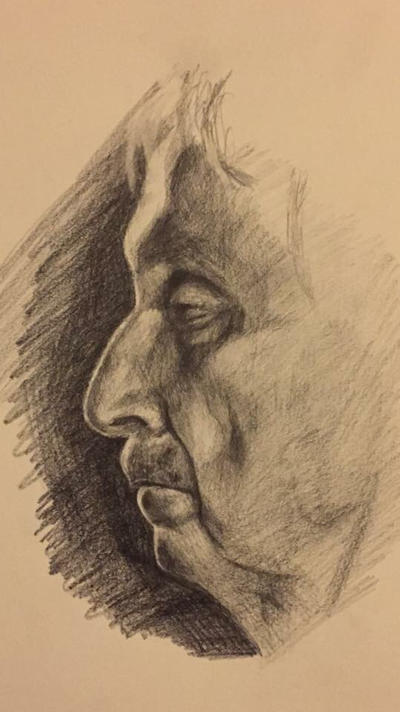 Portrait by roxanac