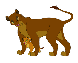 Bakari and Young Jack by Scott04069418