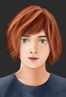 portrait study #3 by lite33