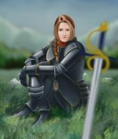 Ukrainian warrior ~ by lite33