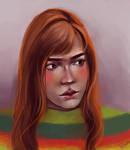 portrait study #39