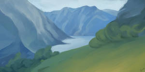 landscape sketches #29