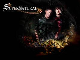 supernatural by ahmetbroge