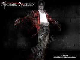 mj king of pop by ahmetbroge