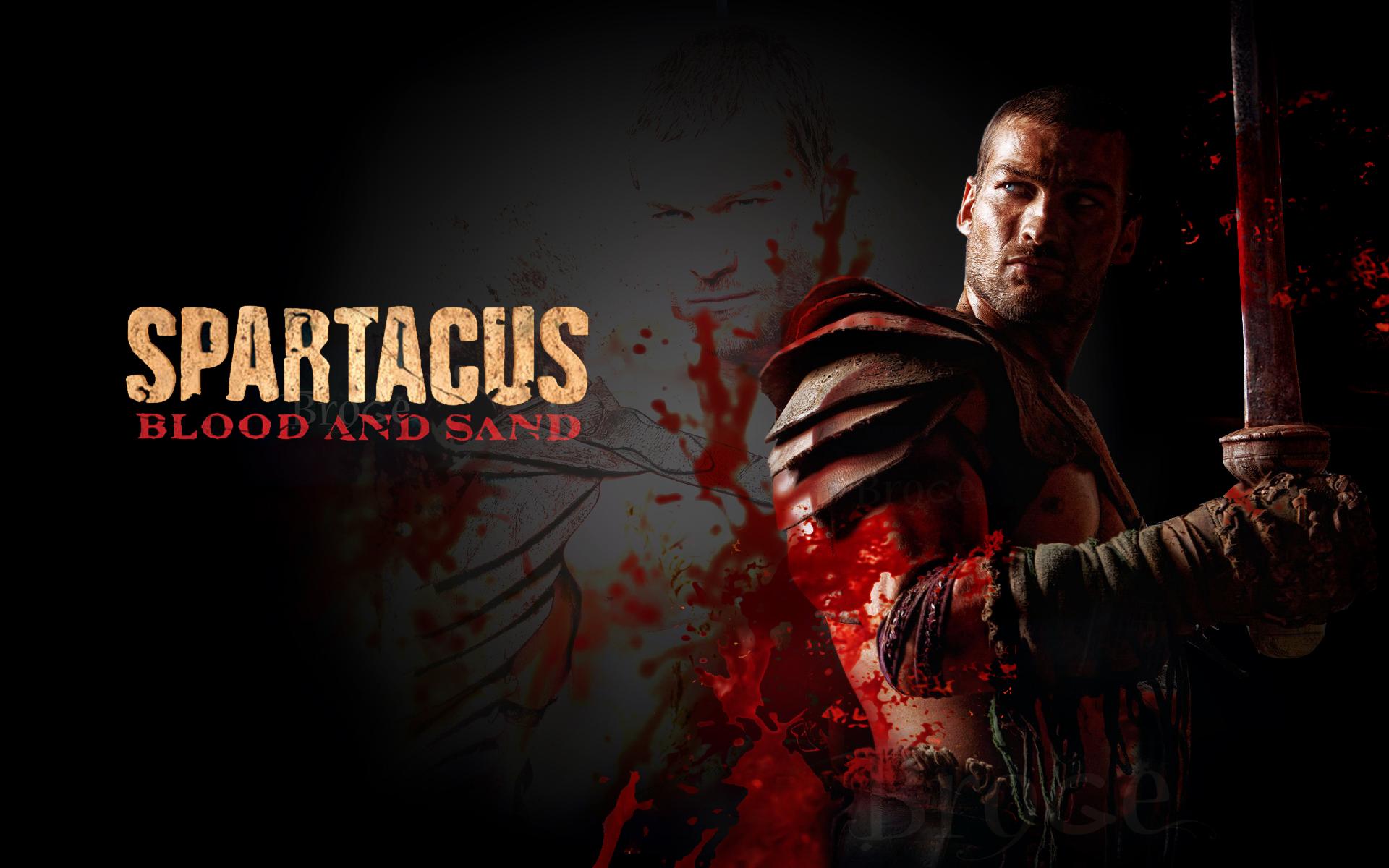 spartacus wallpapers çalışmaları