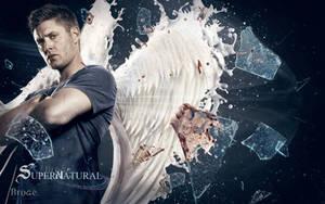 dean supernatural by ahmetbroge