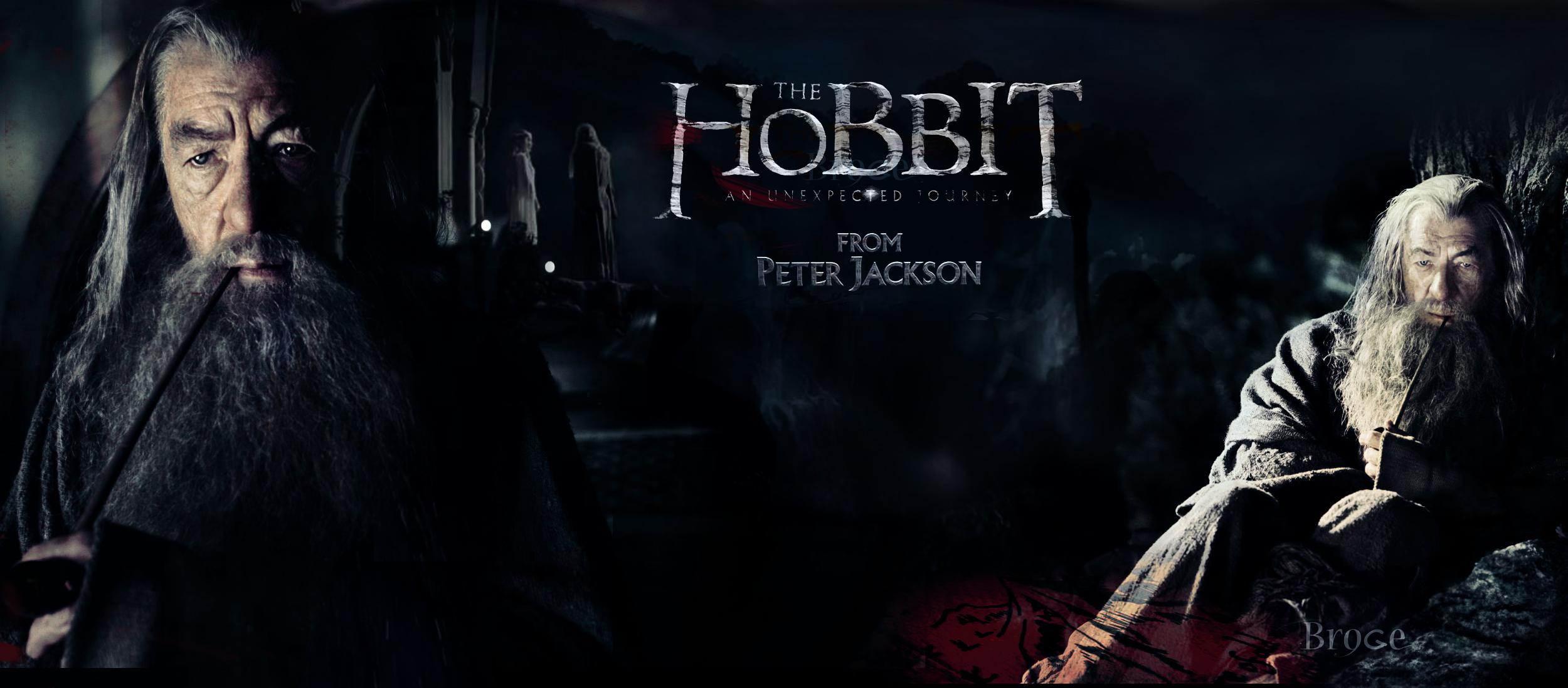 the hobbit beklenmedik yolculuk HD posterler