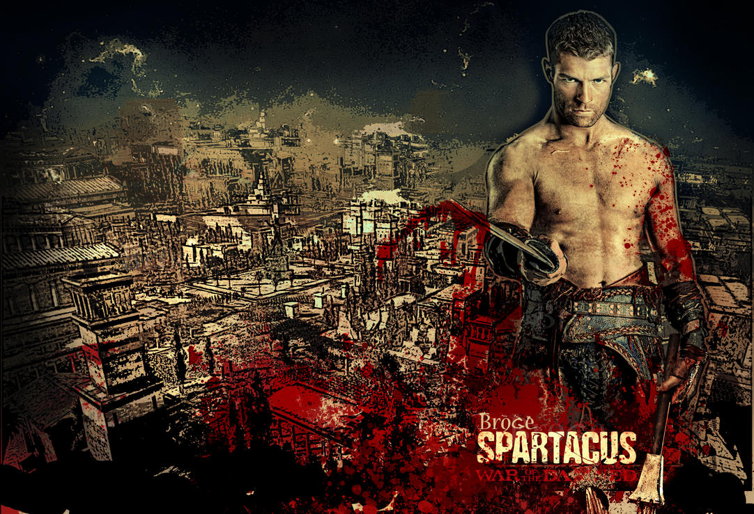 spartacus war of the damned by ahmetbroge