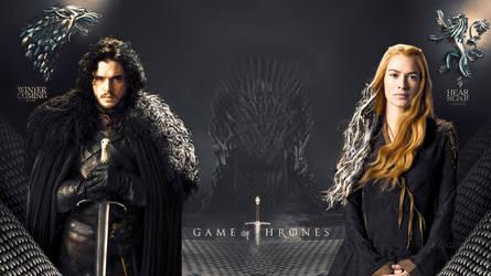 Game of Thrones by ahmetbroge