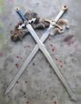 Record of Lodoss War - Famed Swords by dojohokage