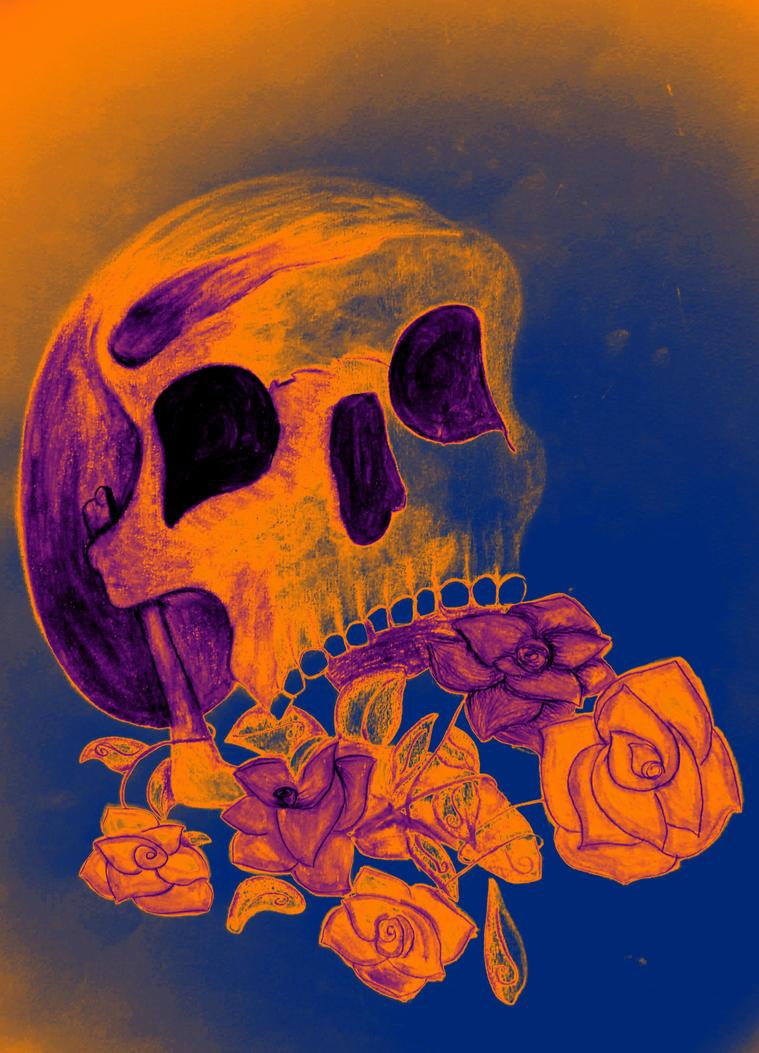 Skull by MC-E42A