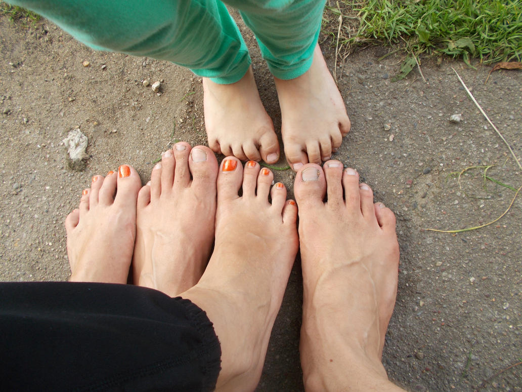 barefoot family :-dbarefootersk on deviantart