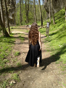 Barefoot in nature 2 2018